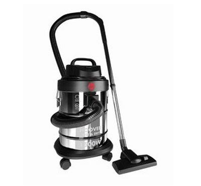 Hoover 18L Vacuum Cleaner Drum Type Wet/Dry 1500W Stainless