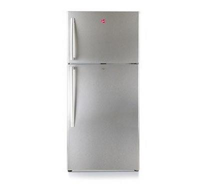 Hoover 530 Ltr Top Mount 2 Door Refrigerator Silver