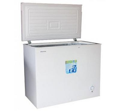 Hisense 260Ltr Gross Capacity,  Net Capacity 189 L Chest Freezer, White