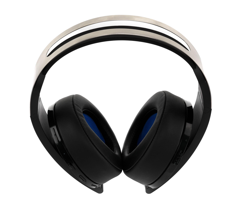 Ps4 Platinum Wireless Headset Hs Extra Saudi