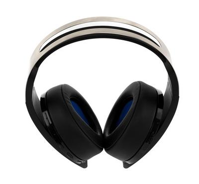 PS4 Platinum Wireless Headset HS