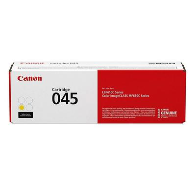 CANON Toner Cartridge Yellow Yield 1,300 pages