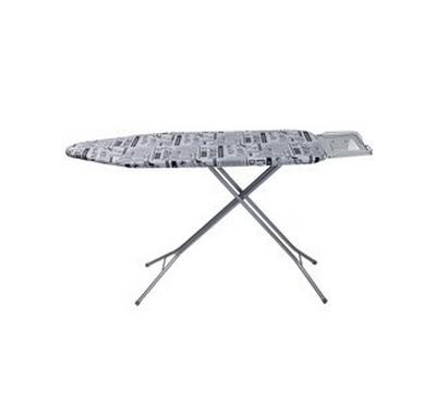Optima Ironing Board Steel, 48x15, Assorted