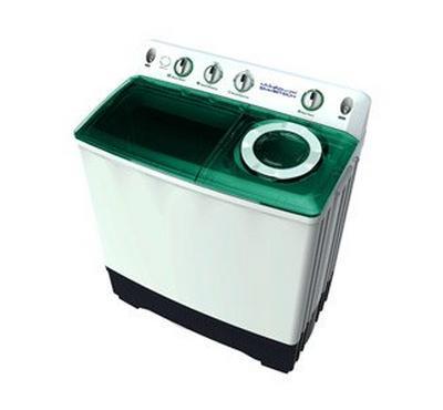 Smartech 16.0KG Washing Machine Twin Tub Plastic Body White