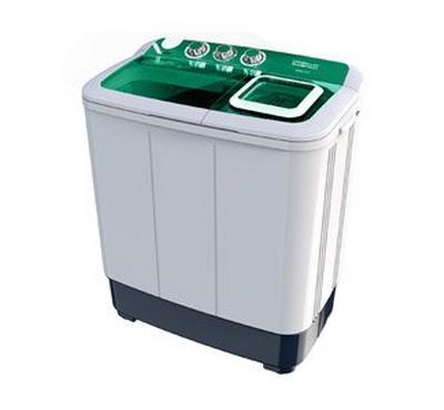 Smartech 6.0KG Washing Machine Twin Tub Plastic Body White