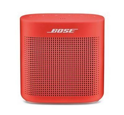 بوز ساوند لينك مكبر صوت بلوتوث، أحمر