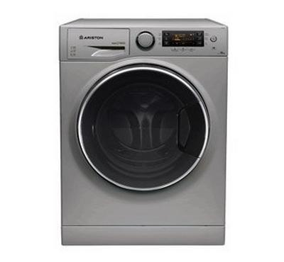 Ariston Front Load Washer, 10KG, Silver