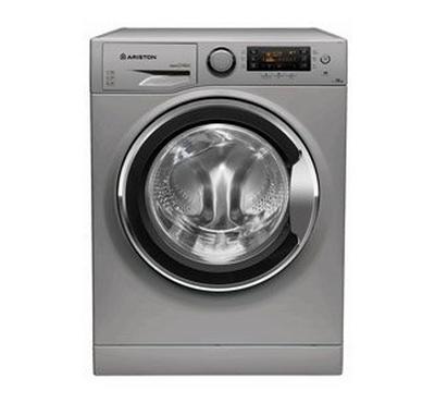 Ariston Natis Frontload Washing Machine, 10KG, Silver
