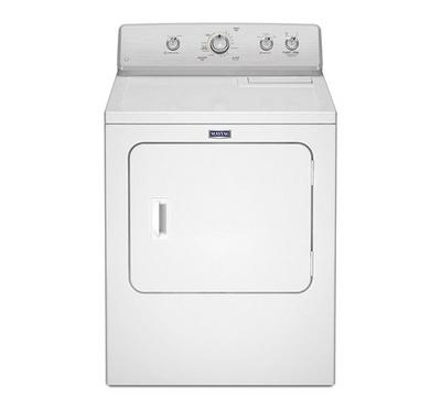 Maytag 15KG Vented Clothes Dryer US Type 4725W White