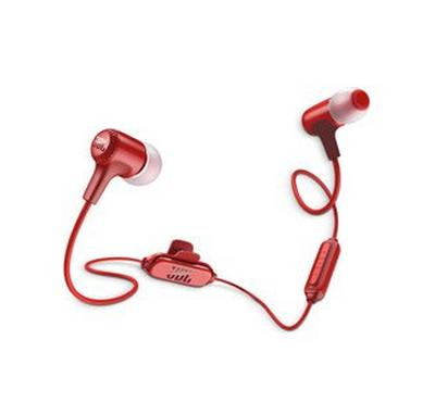 Wireless in-ear headphone Red