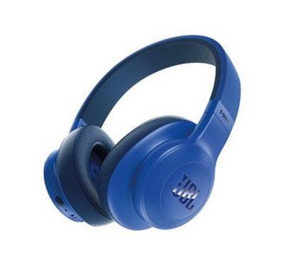 جي بي ال سماعة حول الأذن لاسلكية ازرق