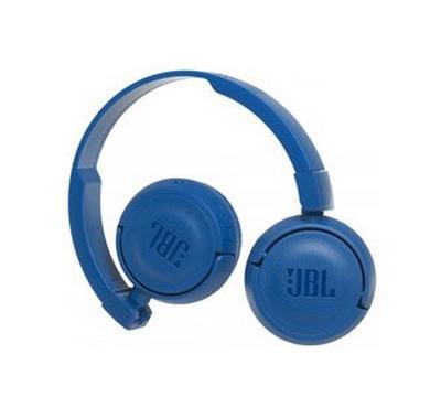 JBL Bluetooth Wireless on Ear Headphones Blue
