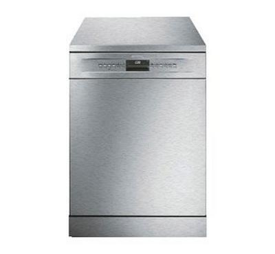Smeg LVS4132XARK, Dishwasher, 10 Programs, 13 Place Settings, Stainless Steel