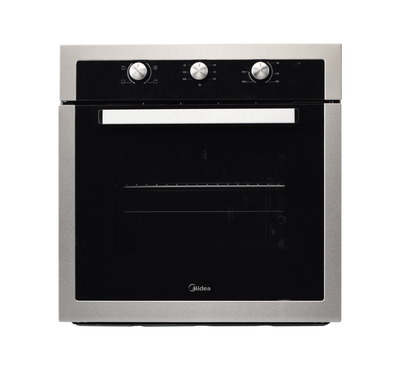 Midea 60cm Built-in Electric Oven With Convection Stainless