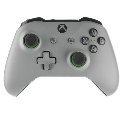 Xbox One Branded Wireless Controller GREY/GREEN