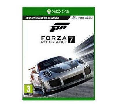 Forza 7 Apollo Std-Xbox Xbox One