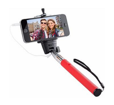 Victsing Selfie Monopod Stick Red