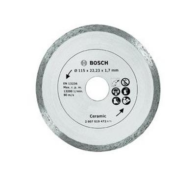 Bosch Diamond blade 115 mm Tile