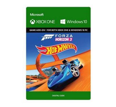 لعبة فورزا هورايزن 3 مع هوت وييل اكس بوكس وان