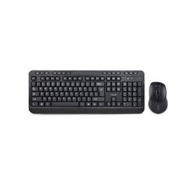 Havit KB560, Desktop - Keyboard and Mouse, Wireless, Black