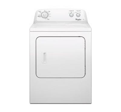Whirlpool 15KG Vented Clothes Dryer US Type 4600W White