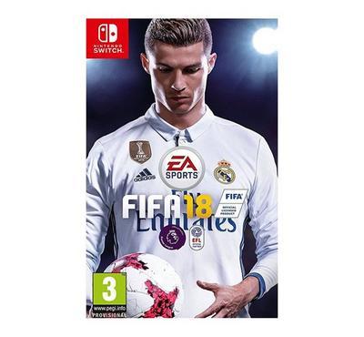 EANS0002--FIFA 18 STD GCAM for NINTEND