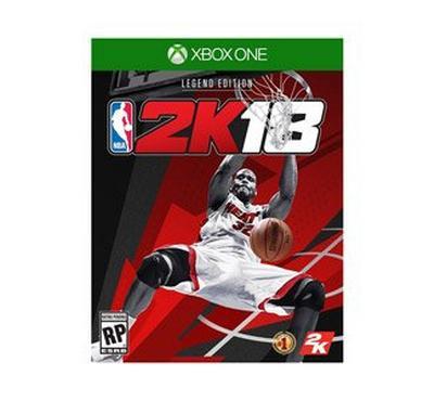 2K XBOX ONE Game NBA 2K18 Legend Edition PEGI -R