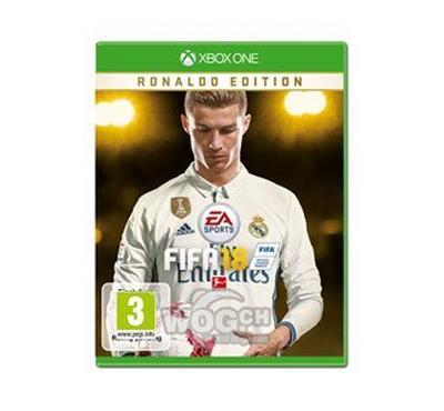 XBOX ONE Game FIFA18 Ronaldo Edition Deluxe PEGI