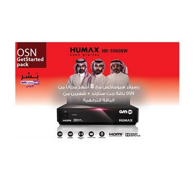 Humax Receiver High Definition Free to Air Digital Satellite