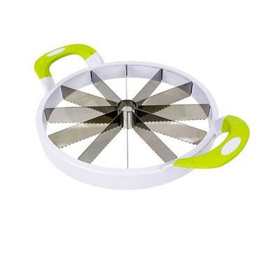 Alberto, Watermelon Slicer, White/Green