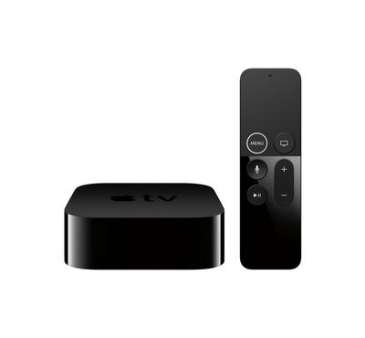 APPLE TV 4th generation Media Player with Hard Disk 32GB, Black