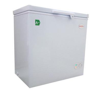 Singer Plus 160.0L Chest Freezer White