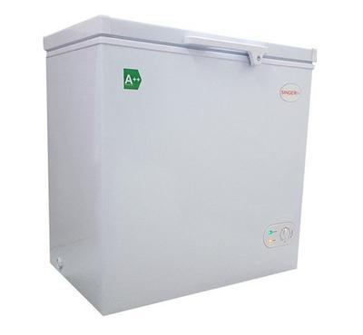 Singer Plus 260.0L Chest Freezer White