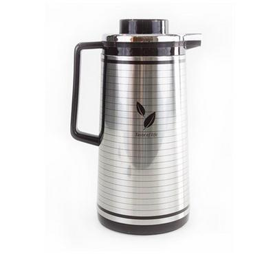 Nesma Vacuum Flask 1.6 Litre Brushed Body Brown Color