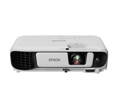 Epson EBS41 3LCD Projector - White, SVGA, 800 x 600, 4.3, 3,300 lumen