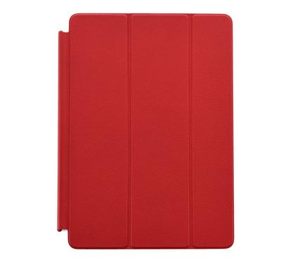 Apple Leather Smart Cover for 10.5 inch iPad Pro, Air 3rd Gen, 7th Gen, Product Red