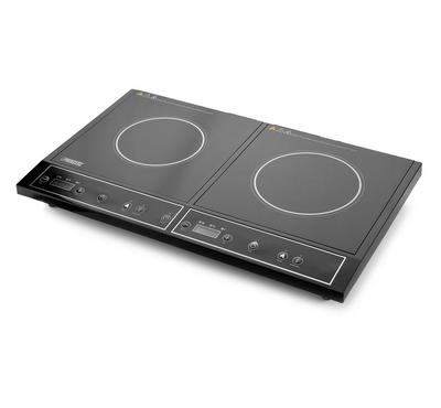Princess Double Induction Cooker 1400 Plus 2000 Watts Black