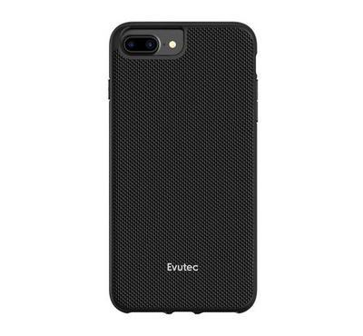 Evutec AERGO Series iPhone 8 Plus Back Cover Black