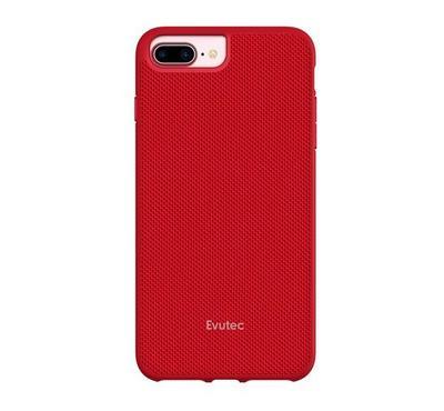 إيفوتيك غطاء خلفي أيفون 8 بلس، أحمر