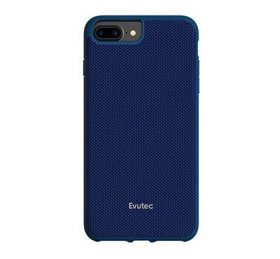 Evutec AERGO Series iPhone 8 Plus Back Cover Blue