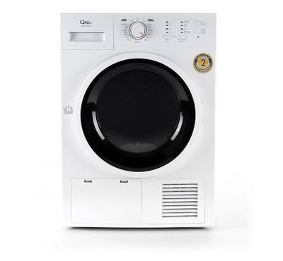 ClassPro Condensing Type Dryer, 8kg, Sensor Dry, White