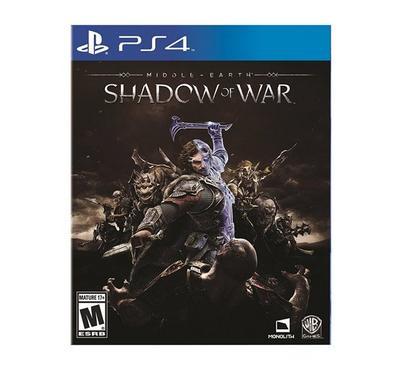PS4 غيم ميدل إيرث: ظل الحرب