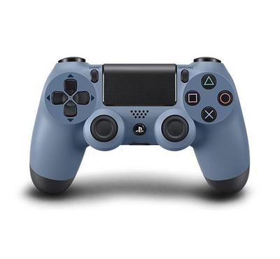 Playstation Dualshock 4 Wireless Controller, Grey Blue