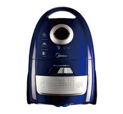 Midea 1.5L Vacuum Cleaner Canister Type 1600W Blue