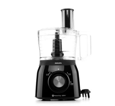 Philips VIVA COLLECTION 1.3L Food Processor 600W Black