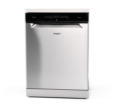 Whirlpool WFO3T333DLX, Dishwasher, 11 Programs, Steel