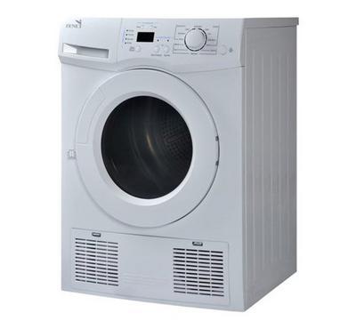 زينيت، جفافة ملابس، 8 كيلو، 2000 واط، أبيض