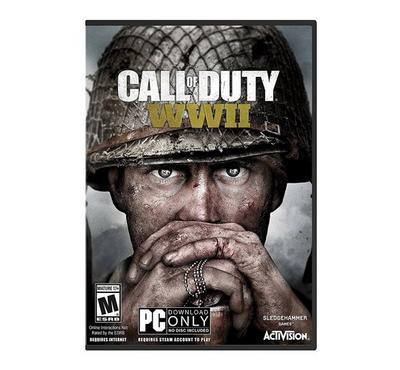 Activision PC Game Call of Duty WWII