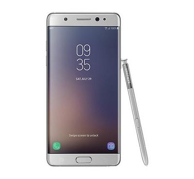 Samsung Galaxy Note FE, 64GB, Silver