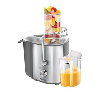 Sencor 1.6L Juice Extractor 800W Stainless Steel